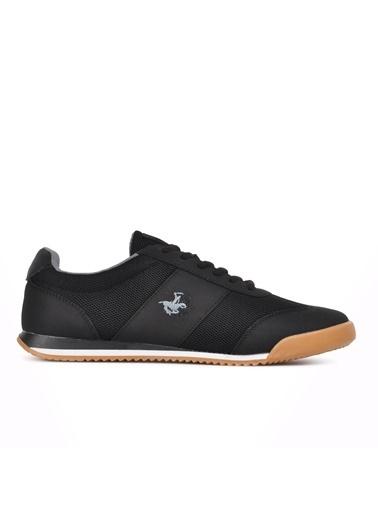Walkway Tenerife Siyah-Krep Erkek Spor Ayakkabı Siyah